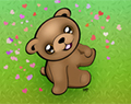 Baby Bear Cartoon Art for Kids by Ellie